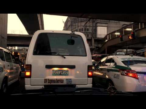 Cubao to Eastwood