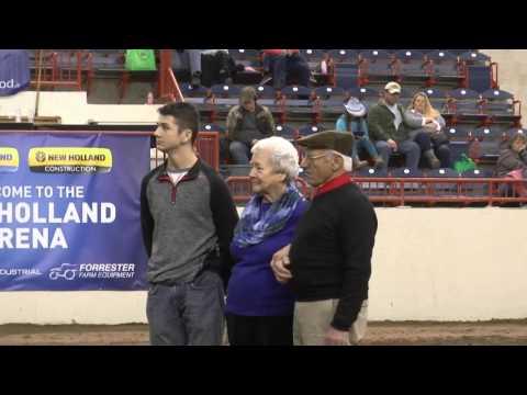 Abraham Allebach Pennsylvania Draft Horse Hall of Fame