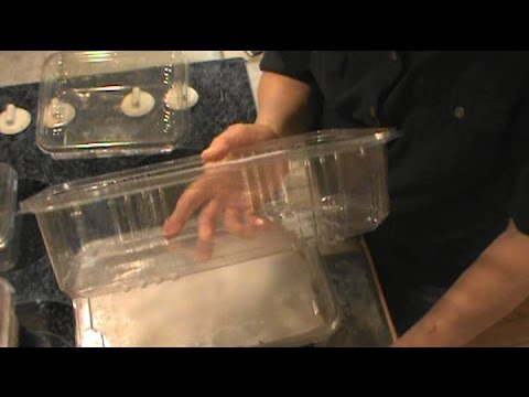 Free Salad Containers - Many Uses