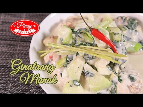 Ginataang Manok Pinoy Recipe : How to cook Ginataang Manok | Pinoy Recipes