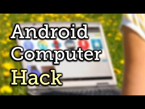 Turn Your Computer into an Android Tablet [How-To]