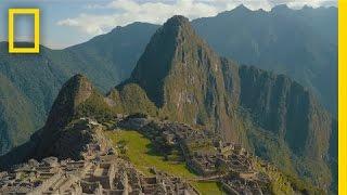 Beautiful Footage: Hiking to Machu Picchu   National Geographic