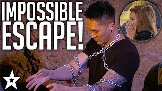 BURIED ALIVE!! Most Dangerous Audition On America