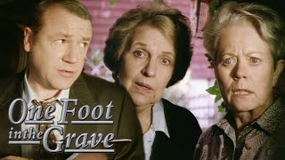 A Visit From The Police | One Foot In The Grave: Christmas Special 1996 | BBC Comedy Greats