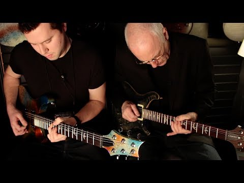 Improvising Guitar Solos with Paul Reed Smith
