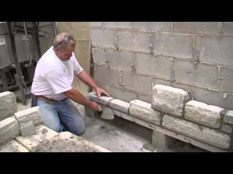 A Guide to Laying Arriscraft Citadel® Building Stone