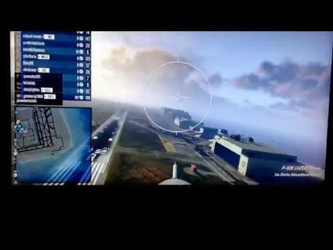 Flying the jet - sylvesterj23_