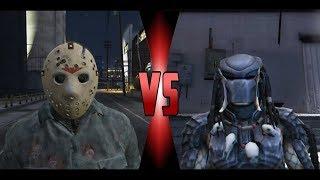 Leatherface VS Tommy Jarvis - Death Battle (GTA 5)