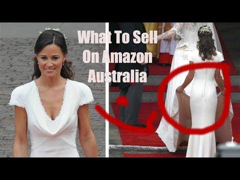 What To Sell On Amazon In Australia - Royal Wedding Memorabillia