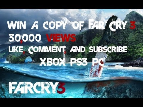 *OPEN* Far Cry 3 | Giveaway | Xbox PS3 PC
