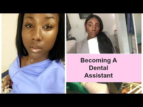 Starting A Career As A Dental Assistant| How I Got Started
