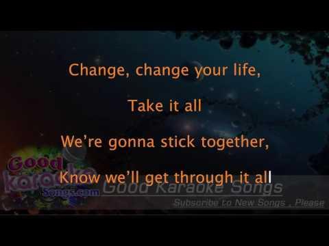 Change Your Life -  Little Mix (Lyrics Karaoke) [ goodkaraokesongs.com ]