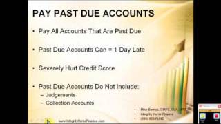 Increase Your Credit Score 100 Points