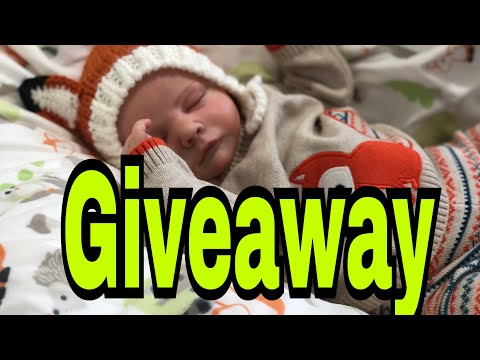 CLOSED! Giveaway! Free Reborn Baby Doll