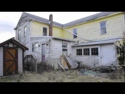 Abandoned Somers Point House - NJ
