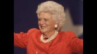 "Breaking ""Barbara Bush Dead At 92"""