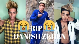 Danish Zehen Musically Tik Tok 2018 |RIP|    #DanishZehen