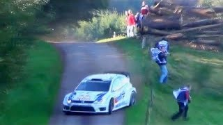 WRC TRIBUTE 2014: Maximum Attack, On the Limit, Crashes & Best Moments