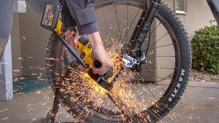 Download What's inside Worlds TOUGHEST Bike Lock? Video