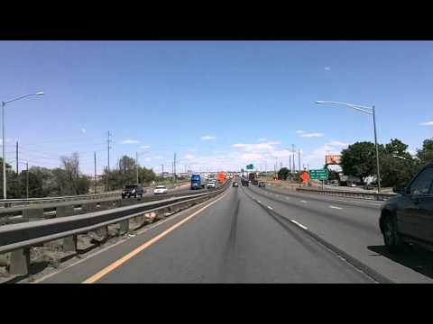 Denver to DIA: The Drive to Denver's Airport Time Lapse Dashcam