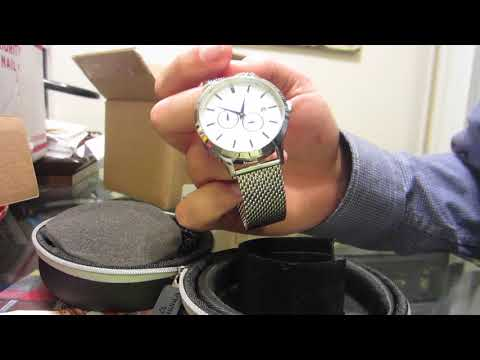 Watchgang Black Subscription Unboxing February 2018