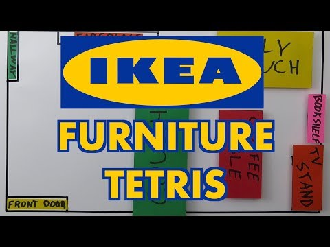 IKEA Furniture Tetris