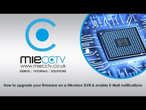 Fix Gmail sending email problems on a Hikvision DVR