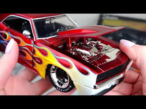 Kids Toys Video  - The cars for kids