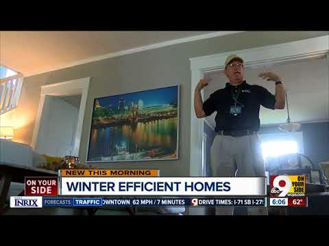 How to keep your home warm this winter without driving up your heating bill