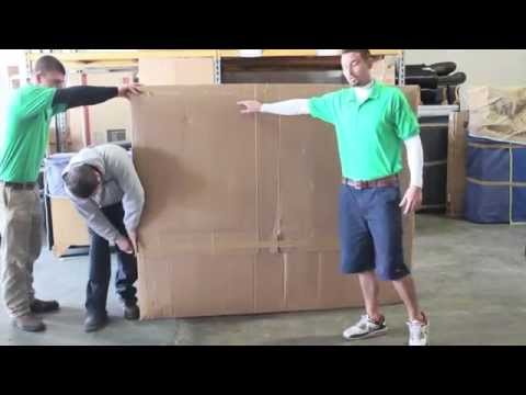 How To Pack a Mattress and Box Spring