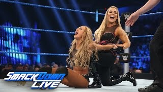 Carmella vs. Natalya: SmackDown Live, Aug. 9, 2016