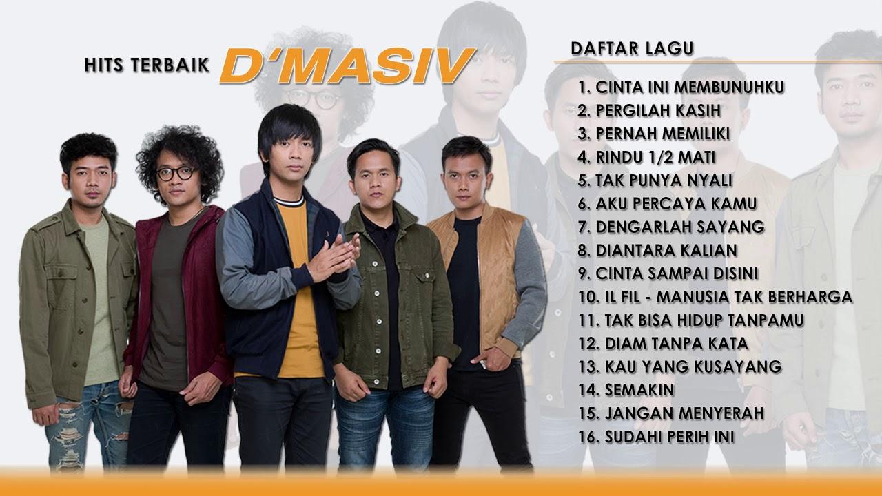 Download Kumpulan Lagu Hits Terbaik D'MASIV MP3 Gratis
