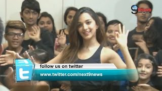 Tu Cheez Badi Hai Mast Mast Song || Kiara Advani Shakes Leg At Deep Dance Academy