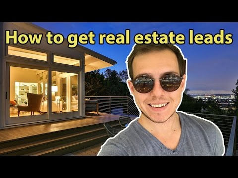 How to get leads in Real Estate