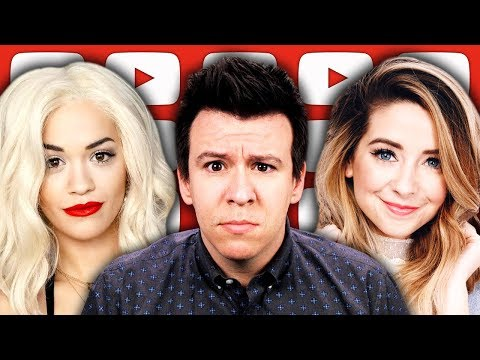 Massive YouTube Scams, Zoella and Rita Ora Under Fire, Venezuela Uprising, Debt Shame App, & More