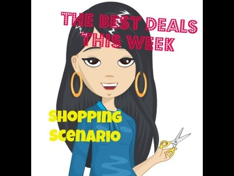 CVS HOT DEAL Shopping Scenario How to Shop with Coupons 9/7/14 to 9/13/14