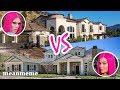 Jeffree Star Vs Kylie Jenner Mansions Who Is Fancier