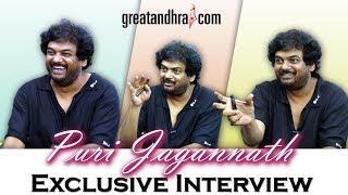 Director Puri Jagannadh Exclusive Interview   ISmart Shankar   Greatandhra