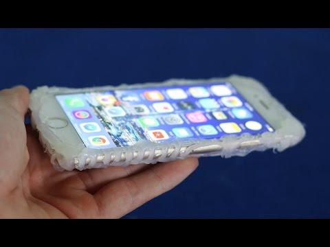 Make a Amazing Iphone Case from Hot glue | DIY Smartphone Case