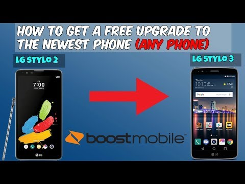 How to Upgrade Any Phone to the Newest Phone for Free (Boost Mobile) HD