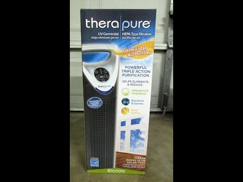 Costco Thera Pure Hepa Air Purifier Review