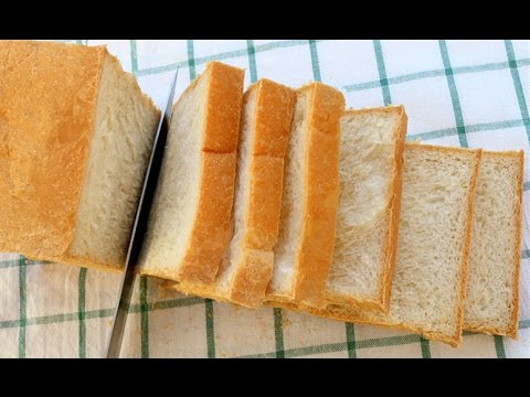 How To Slice White Sandwich Bread