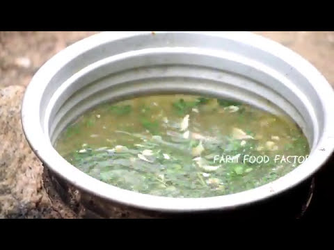 Best Herbal Cure for Cancer | Thuthuvalai Soup | Climbing Brinjal