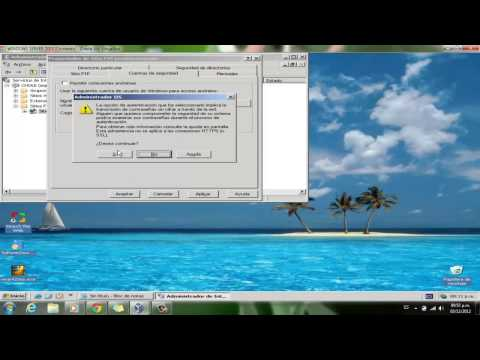 Instalacion de  FTP en Windows SERVER 2003
