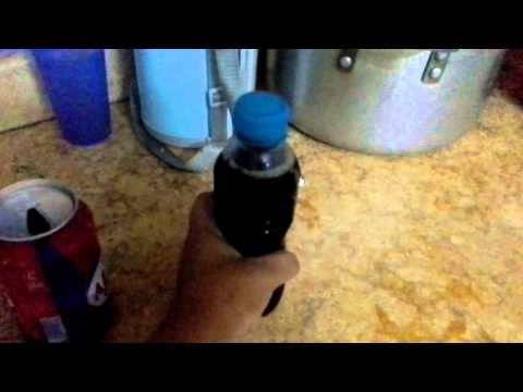 How to make cola slush part1 of 2 (amazing)