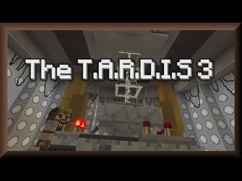 The T.A.R.D.I.S 3 - Minecraft VFX video. (bigger on the inside)