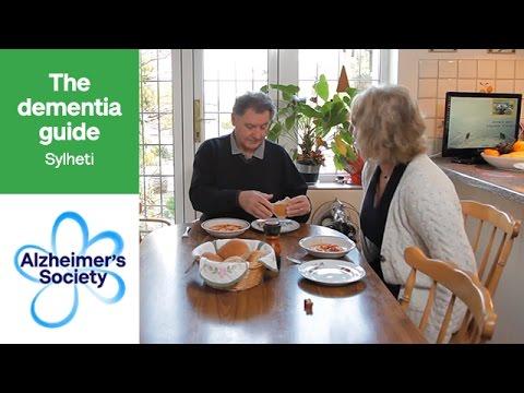 The dementia guide: Bengali / Sylheti