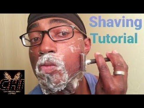 How To Shave: Step by Step