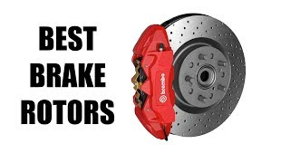 Drilled, Slotted \u0026 Vented Brake Rotors - What's Best?