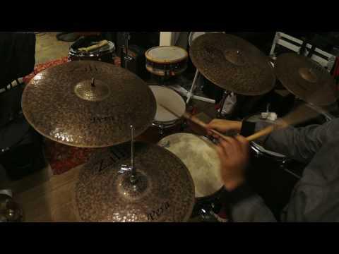 ZIlli Cymbals - Pera (Dark)
